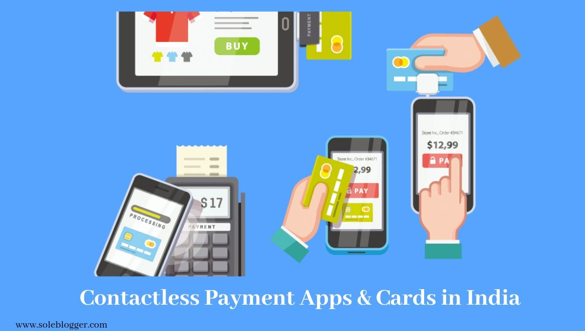Contactless Payment Apps