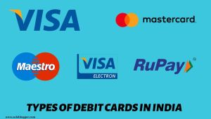 types of debit cards