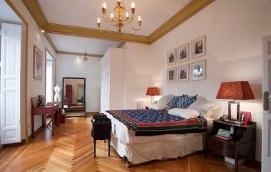 Calle Mayor King Bedroom
