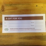 SOLE Gift Certificate