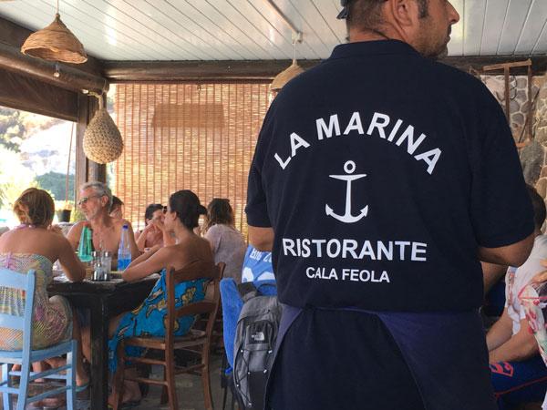 dove mangiare a Ponza