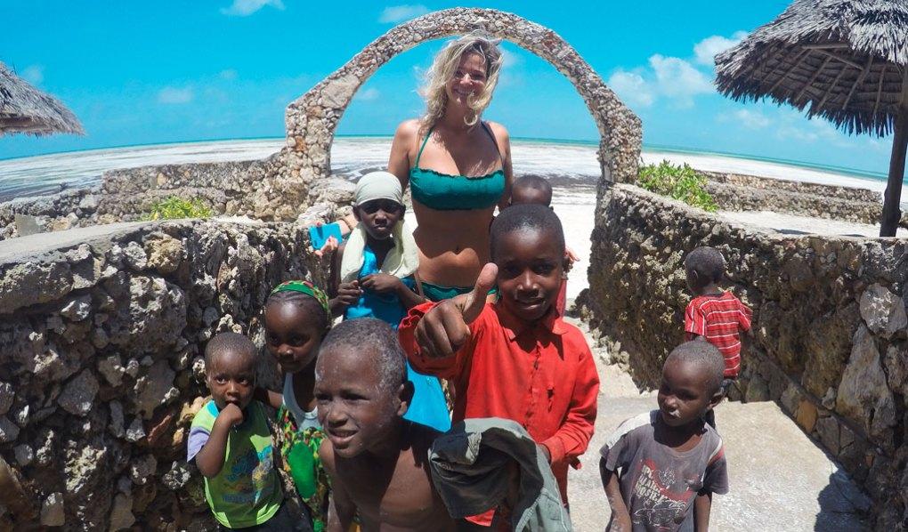 Spiaggia di Uroa, Zanzibar, Palumbo Reef