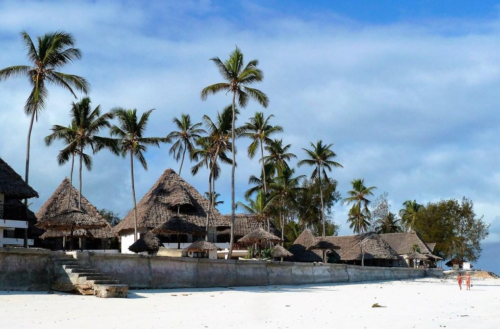Scegliere dove alloggiare a Zanzibar