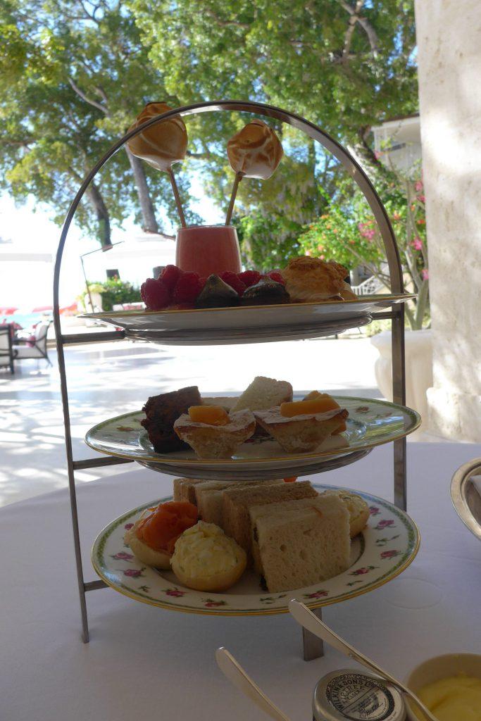 Afternoon Tea at Sandy Lane