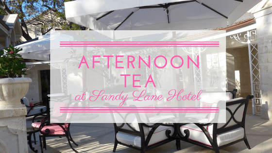 Unless you've got the big bucks to splurge on a stay at the beautiful Sandy Lane Hotel, indulging in a fancy Afternoon Tea is the next best thing!
