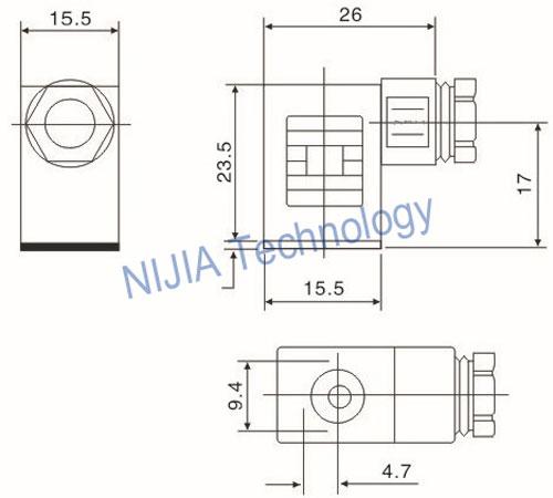 din 43650 wiring diagram