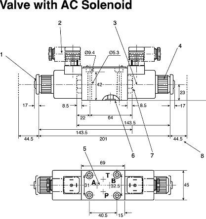 ac solenoid wiring  1965 econoline wiring diagram  cummis