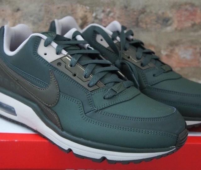 Valentines Day Air Force One Nike Air Max Ltd Green