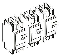 Schneider Electric Conext 120/240VAC Circuit Breaker Kit