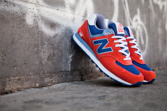 New Balance 574 Yacht Club Sneakers SOLETOPIA