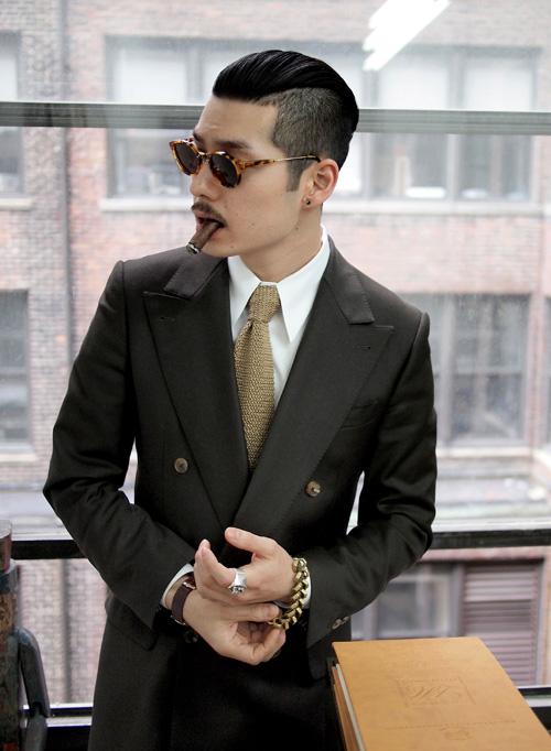 HVRMINN Cigar Suited  SOLETOPIA