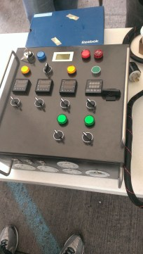 Brewery Control Panel