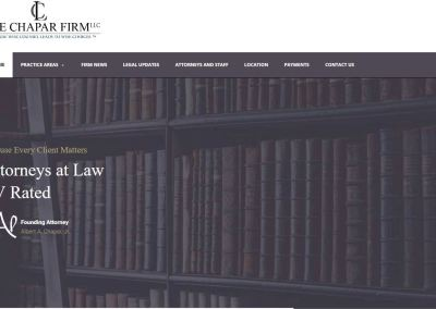 CHAPAR LAW FIRM, ATLANTA