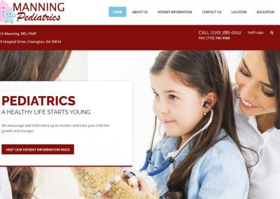 Manning Pediatrics