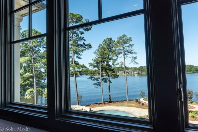 Preissless Design Interior Design - Lake Oconee property - Lake View - photography by Solia Media