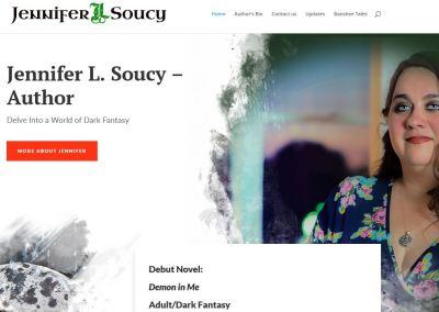 Jennifer L. Soucy – Author