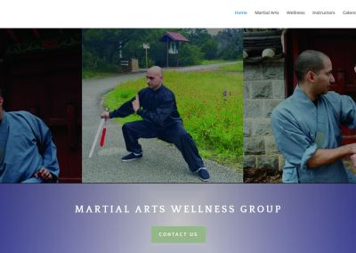 Martial Arts Wellness Group