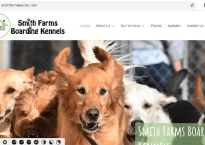 Smith Farms Boarding Kennel, Conyers, GA