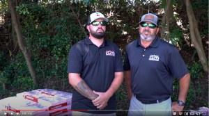 Heath Johnson and Chase Coltharp JACO Contracting - Solia Media Roofing Video