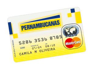 Saque com cartão pernambucanas