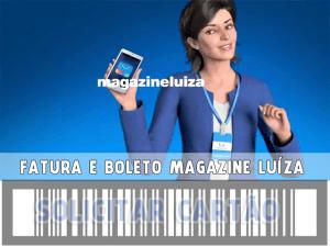 fatura cartão magazine luiza boleto 2 via extrato IMPRIMIR
