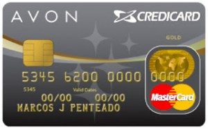 solicitar cartão de crédito avon