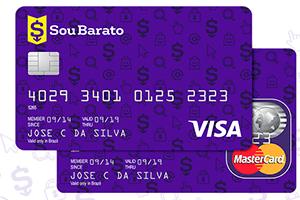 Cartão de Crédito Sou Barato