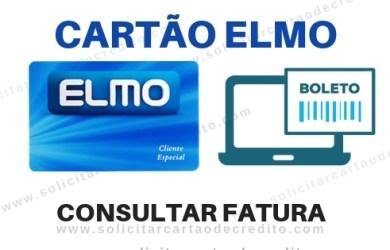 FATURA CARTÃO ELMO