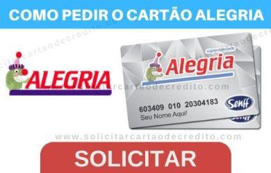 CARTÃO ALEGRIA SUPERMERCADOS