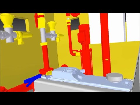 Solid Edge廠房導覽影片