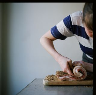 Pancetta (photo by Moll Wizenberg)