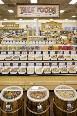 Sprouts Farmers Market bulk bins