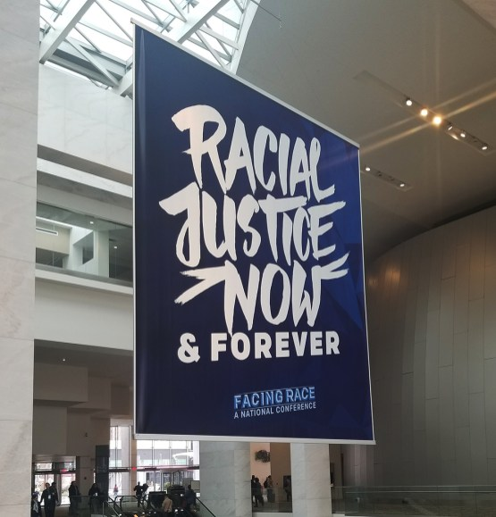 Facing Race 2018 banner