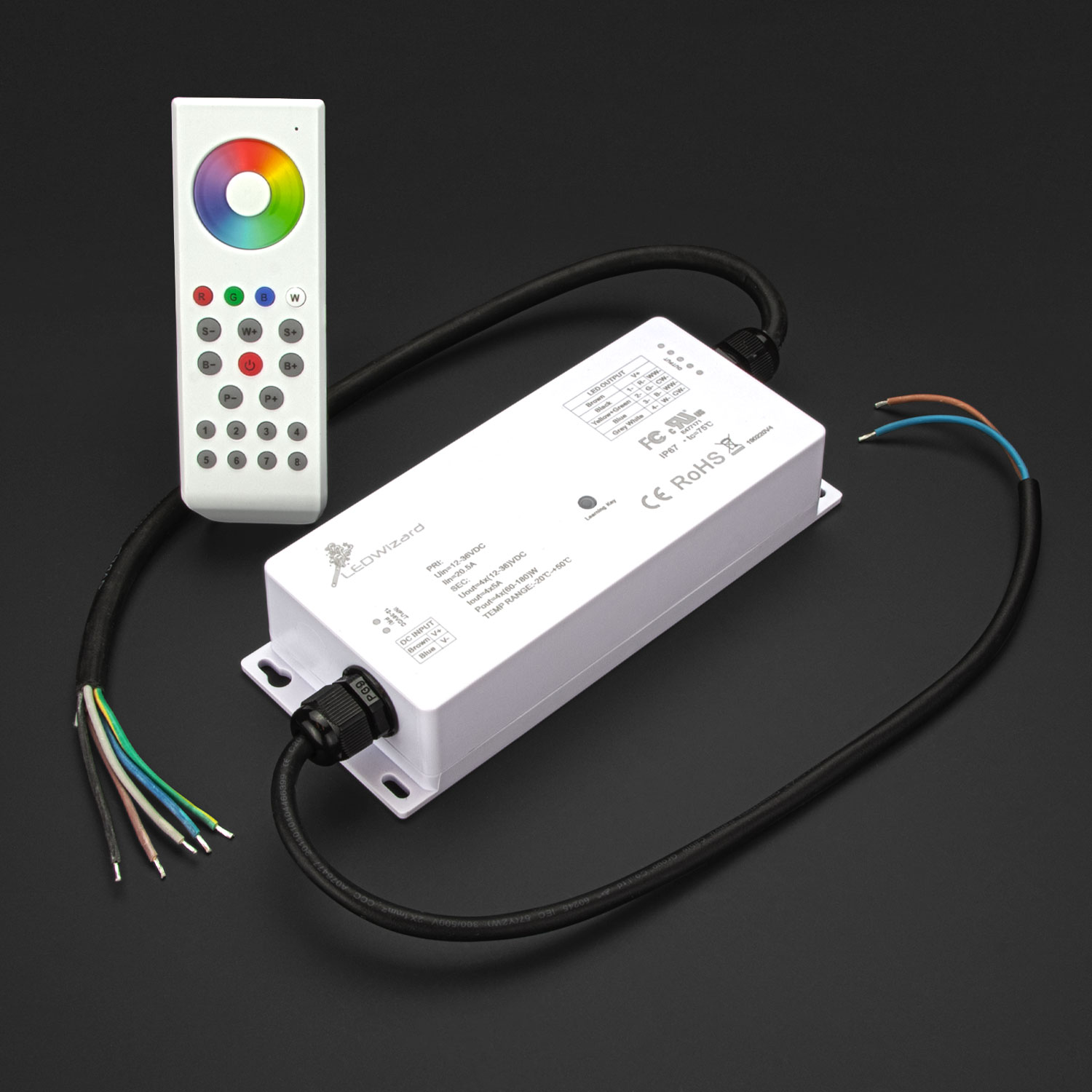 hight resolution of solid apollo led blog where light meets perfection waterproof 8 zone rgbw led controller