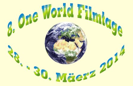 8. One World Filmtage