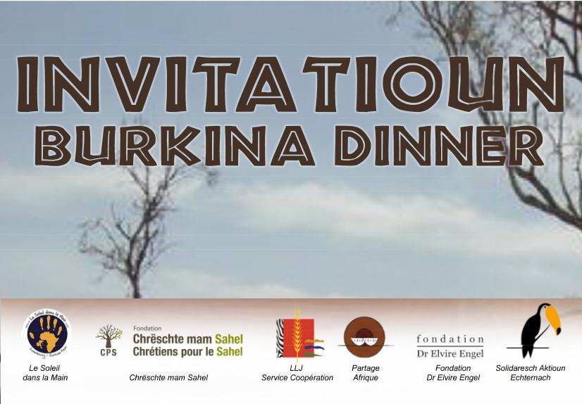 Burkina Dinner
