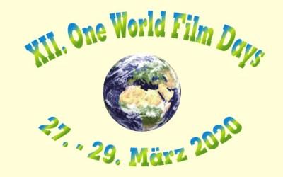XII. One World Film Days