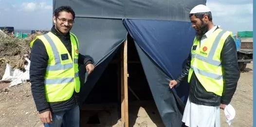 equipes solidarites international camps khost afghanistan