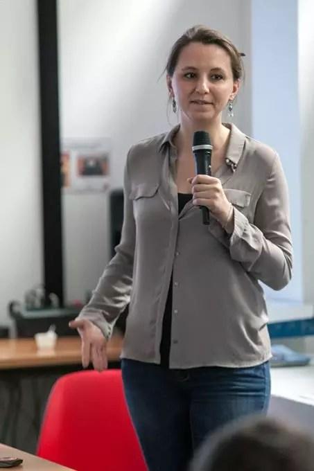 Mathilde Deleval SOLIDARITÉS INTERNATIONAL