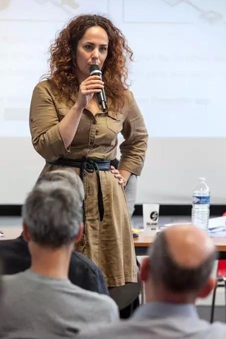 Peggy Pascal SOLIDARITÉS INTERNATIONAL