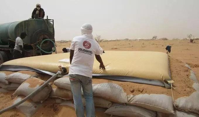 aide humanitaire Mauritanie