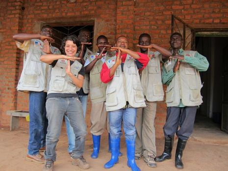 2013-Janvier-RDC-équipe Tadu