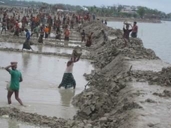 Inondations Bangladesh