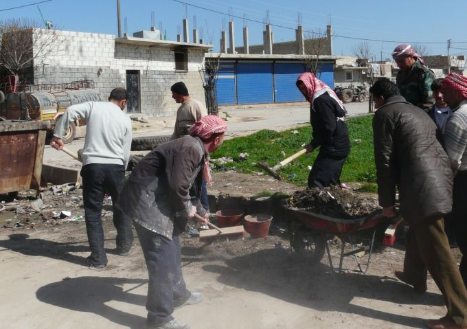 SYRIE CFW 680