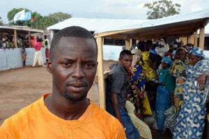 Cameroun réfugiés
