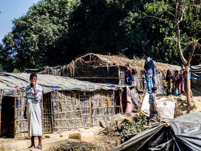 Bangladesh urgence rohingyas