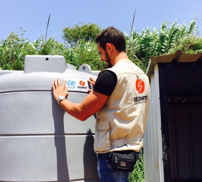 Liban promotion eau hygiene