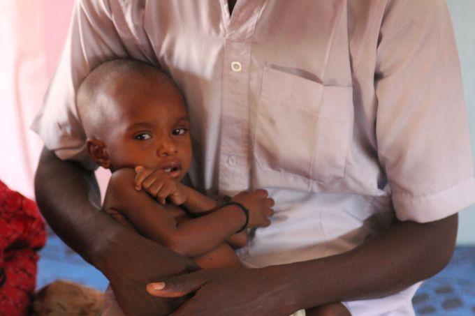 nigeria enfant famine