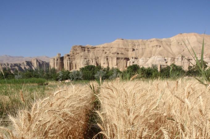 bamyan afghanistan paysage