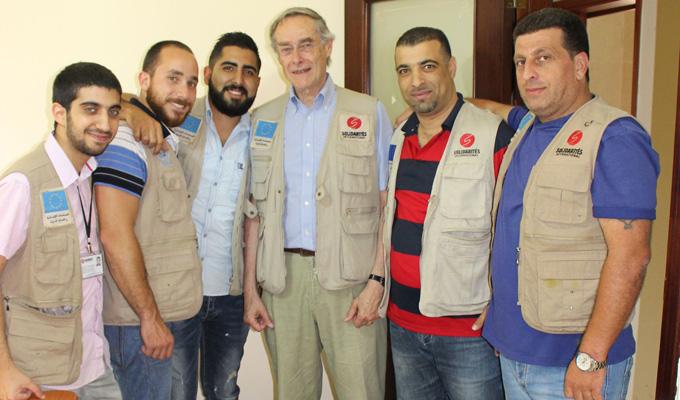 Alain--team-au-Liban